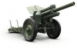 Пушки и орудия