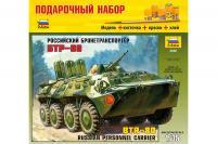 БТР-80 (Zvezda 3558) 1/35