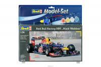 Подарочный набор со сборной моделью автомобиля Red Bull Racing RB8 (Webber) (Revell 67075) 1/24