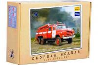 Пожарная автоцистерна АЦ-40(133ГЯ) (AVD models 1076) 1/43