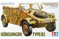 Kuebelwagen Type 82 (Tamiya 35213) 1/35