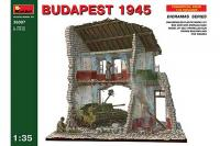 Сборная модель - Будапешт 1945г - Budapest,, 1945 (MiniArt 36007) 1/35