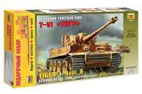 T-VI Тигр Ausf. E (1/35) Zvezda 3646