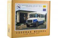 Пригородный автобус КАВЗ-3976 1989г. - сборная модель (AVD models 4017) 1/43