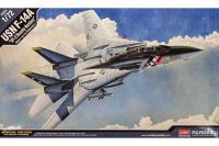 """Сборная модель - F-14A """"VF-2 Bounty Hunters"""" - Истребитель (Academy 12532) 1/72"""