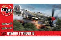 Hawker Typhoon Mk.IB - британский штурмовик (Airfix 02041) 1/72
