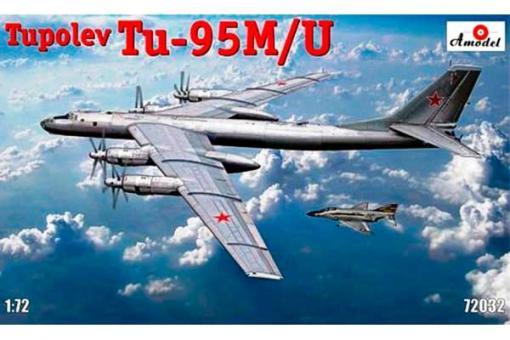 Ту-95М / У (Amodel 72032) 1/72
