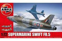 Сборная модель - Supermarine Swift FR.5 - самолет разведчик (Airfix 04003) 1/72