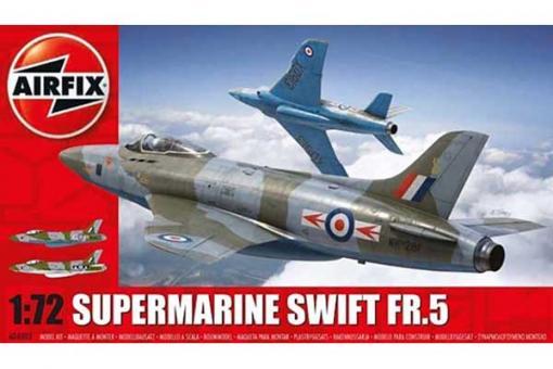 Supermarine Swift FR.5 (Airfix 04003) 1/72