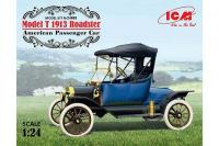 Ford Model T 1913 Roadster  (ICM 24001) 1/24