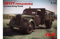 Ford G917T G917T (1939 production) (ICM 35413) 1/35
