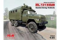 ЗиЛ-131 КШМ (ICM 35517) 1/35