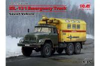 """ЗиЛ-131 """"Аварийная служба"""" (ICM 35518) 1/35"""