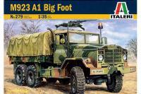 """M923 A1 """"Big Foot"""" (Italeri 0279) 1/35"""