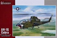 "AH-1G Cobra ""Marines"" (Special Hobby72280) 1/72"