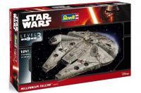 Сборная модель - Космический корабль Millennium Falcon - Star Wars (Revell 03600) 1/241