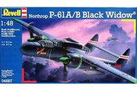 P-61A / B Black Widow (Revell 04887) 1/48