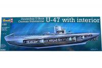 """U-47"" (Revell 05060) 1/125"