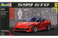 Ferrari 599 GTO (Revell 07091) 1/24