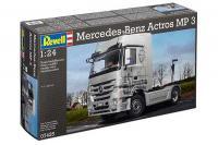 Mercedes-Benz Actros MP3 (Revell 07425) 1/24