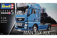 MAN TGX XLX (Revell 07426) 1/24