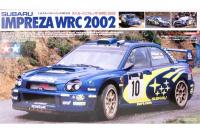 Subaru Impreza WRC 2002 (Tamiya 24259) 1/24