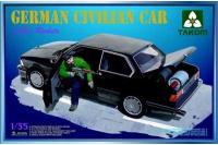 Сборная модель - Немецкий гражданский автомобиль / German Civilian Car (Takom 2005) 1/35