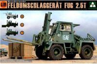 Bundeswehr Feldumschlaggerat FUG 2,5t (Takom 2021) 1/35