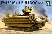FV-432 Mk.3 Bulldog (Takom 2067) 1/35
