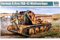 Waffentrager PAK-43 (Trumpeter 05550) 1/35
