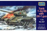 Т-34-85 (1/72) Unimodels 327