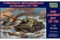 Су-100 (Unimodels 334) 1/72