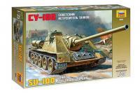 СУ-100 (Zvezda 3531) 1/35