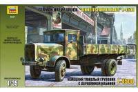 L-4500 Einheitsfahrerhaus (Zvezda 3647) 1/35