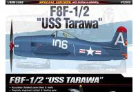 """F8F-1/2 """"USS Tarawa"""" (Academy 12313) 1/48"""