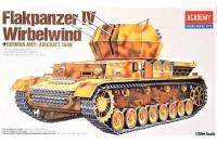 Сборная модель - Немецкая ЗСУ Flakpanzer IV Wirbelwind (Academy 13236)