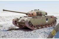 Сборная модель - Centurion Mk.3 британский танк (Корейская война) (ACE 72425) 1/72