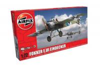 Fokker E.III (Airfix 01087) 1/72