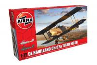 Биплан De Havilland DH.82a Tiger Moth (Airfix 02106) 1/72