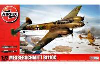 Messerschmitt Bf.110 C / D (Airfix 03080A) 1/72