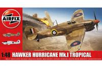 Hawker Hurricane Mk.I Tropical (Airfix 05129) 1/48
