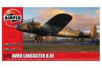 Бомбардировщик Avro Lancaster B.III (Airfix 08013A) 1/72