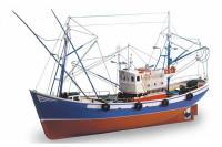 Сборная модель корабля CARMEN II (Artesania Latina 18030) 1/40