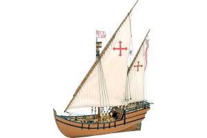 Сборная модель парусника La Nina (Ла Нинья) (Artesania Latina 22410) 1/65