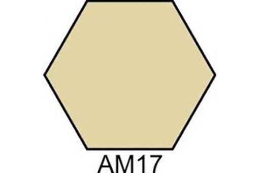 АМ17 пісочно-СІРИЙ Фарба акрилова матова ХО-МА