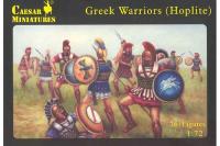 Сборные фигуры - Греческие войны (Гоплиты) (Caesar Miniatures 065) 1/72