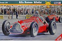 "Alfa Romeo 159 ""Alfetta"" (MISTER CRAFT D222) 1/24"