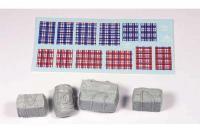 Мішки з піском для БТР-80 (DAN models 35300) 1/35