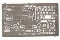 Фототравление: Ящик с Инструментами (DAN models 35527) 1/35