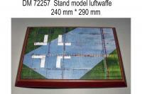 Подставка для моделей Люфтваффе, 2 МВ (DAN models 72257) 1/72